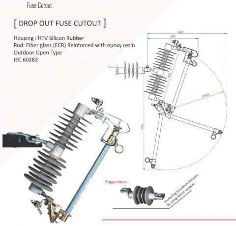Drop out Fuse Cutout (2)