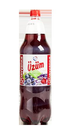 sparkling Grape 1.5L Pet bottle