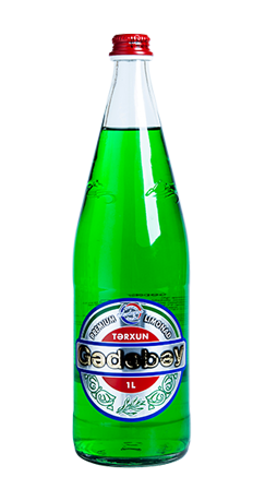 sparkling tarxun 1L Glass bottle